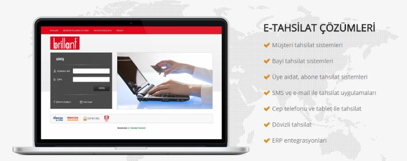 Eçözüm >> Netahsilat E-tahsilat Sistemleri