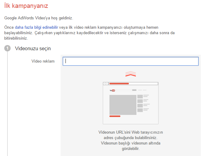 youtube-video-ekleme-alani