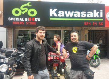 En İyi Kawasaki Yetkili Servisi Kocaeli'de Bilesiniz