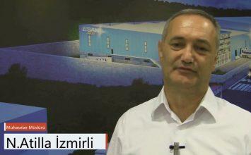 Esan Akü Finans Müdürü N. Atilla İzmirli İle Röportajım