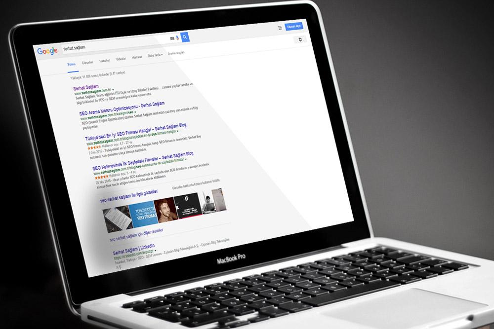 Google'da Meta Title Başlık Genişliği