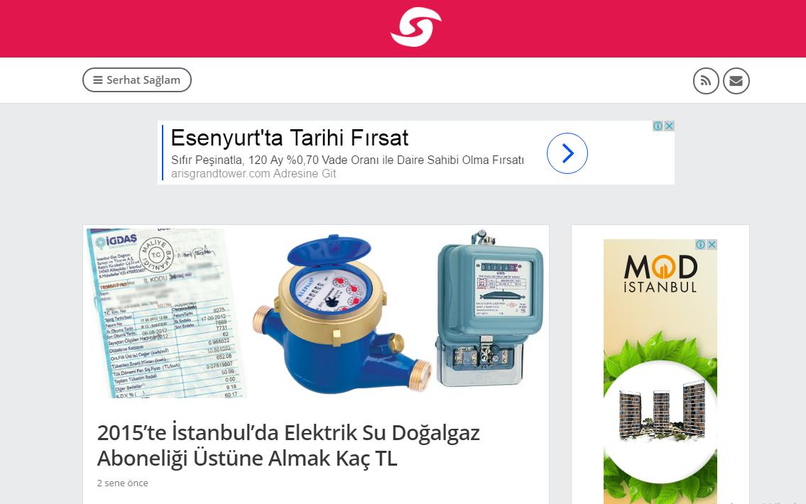 İstanbul Doğalgaz Aboneliği