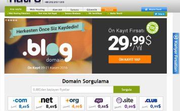 Türkiye'deki En İyi Hosting Firması