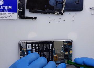 LG G6 Batarya Değişimi