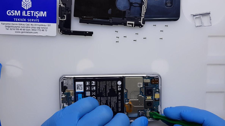 LG G Batarya Değişimi