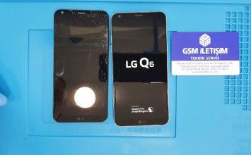 LG Q6 Ekran Değişimi Nasıl Yapılır
