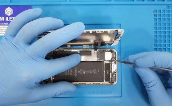 iPhone 8 Ekranı Kırıldı