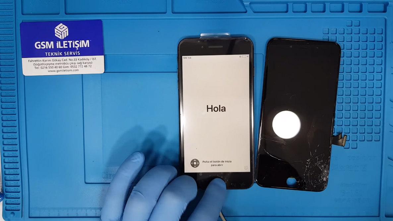 iPhone 8 Plus Orjinal Ekran Değişimi