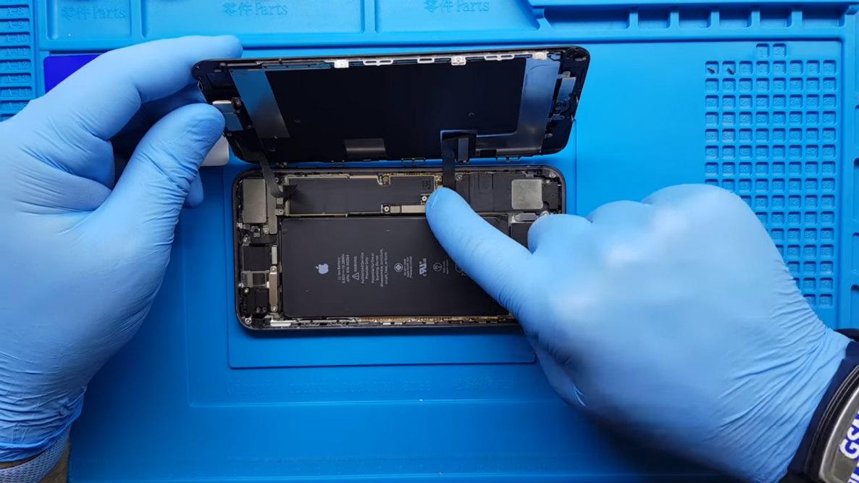 iPhone X Ekranı Kırıldı Değişimi