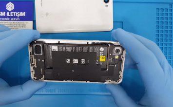 LG Arka Kapak Değişimi