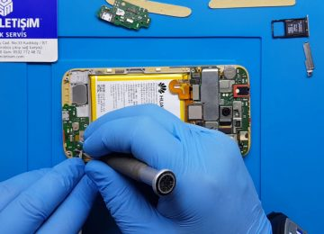Huawei şarj sorunu çözümü