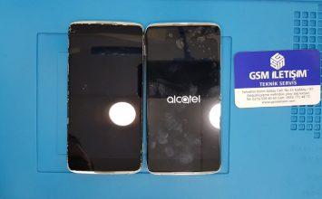 Alcatel idol 3 ekran değişimi