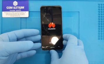 Huawei Mate 10 ekran değişimi