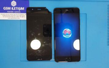 Huawei P10 Plus ekran değişimi
