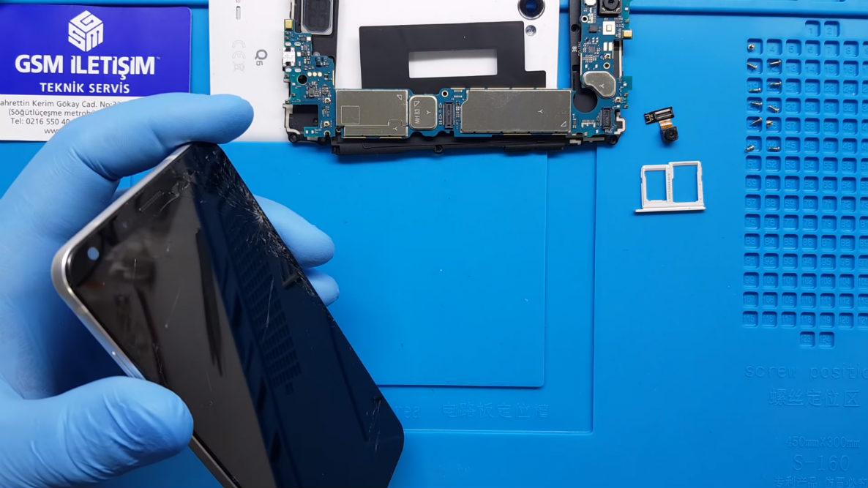 LG G3 Stylus Ekran Değişimi Nasıl Yapılır