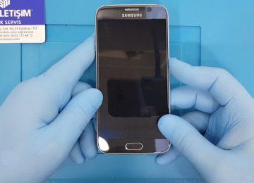 Samsung Galaxy S5 ekran değişimi