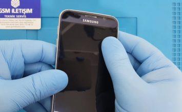 Samsung Galaxy S6 ekran değişimi