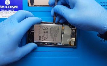 Sony Xperia batarya değişimi