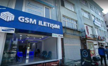 GSM İletişim 360° Sanal Tur