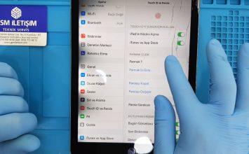 LG G4  Ekran Değişimi Nasıl Yapılır
