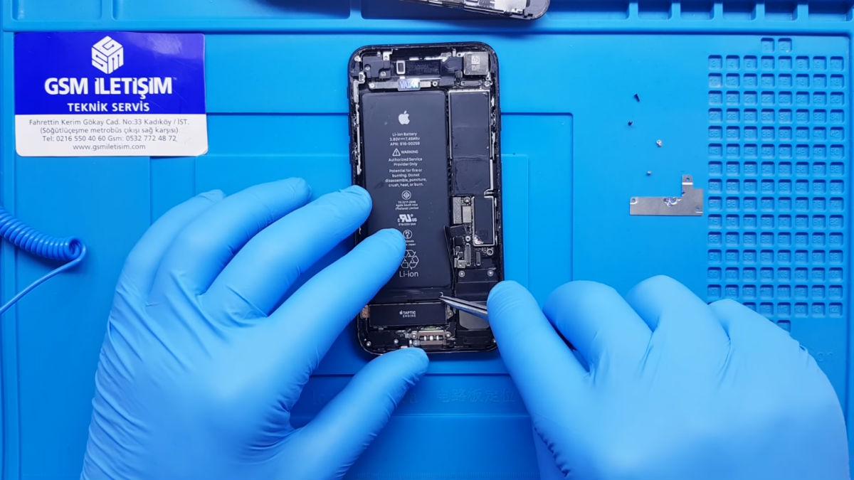 iPhone 6s Batarya Çabuk Tükeniyor