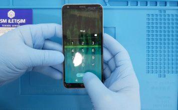 LG Stylus 3 ekran değişimi