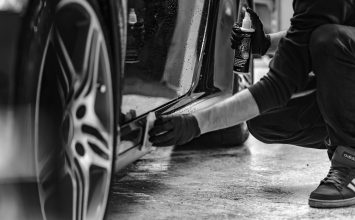 Arabaya bulaşan beton harç lekesi nasıl çıkar