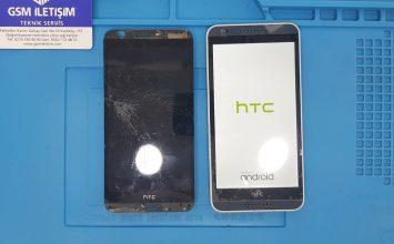 HTC Desire 828 ekran değişimi