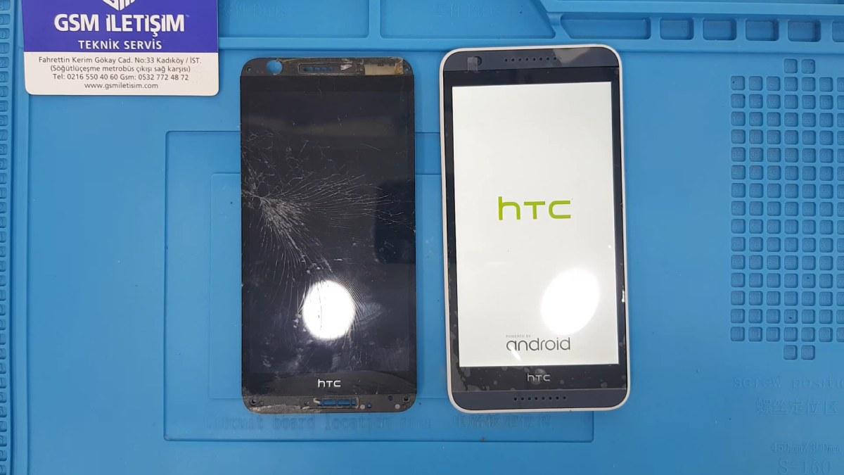 HTC One M9 Ekran Değişimi Teknik Servisi