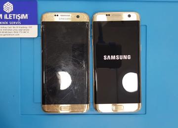 Samsung Galaxy S6 Edge ekran değişimi