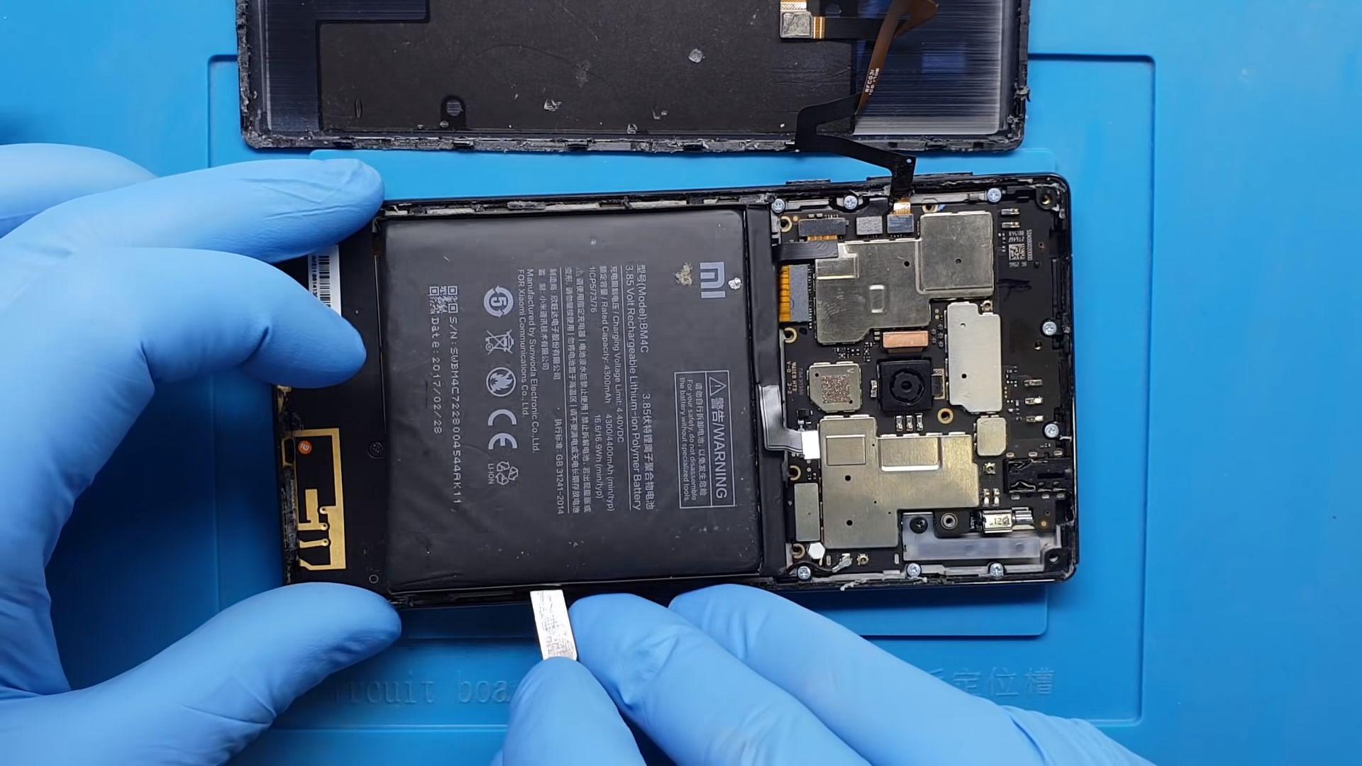 xiomi batarya değişimi nasıl yapılır
