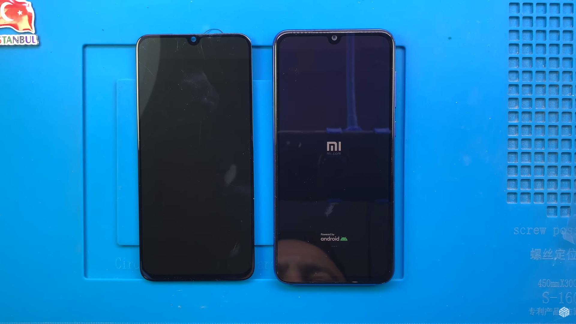 Xiaomi Mi 9 SE ekran değişimi teknik servisi