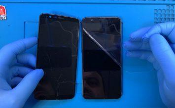 OnePlus 5T ekran değişimi