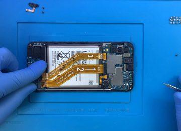 Samsung Galaxy A50 batarya değişimi