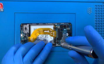Samsung Galaxy A51 kulaklık soketi değişimi