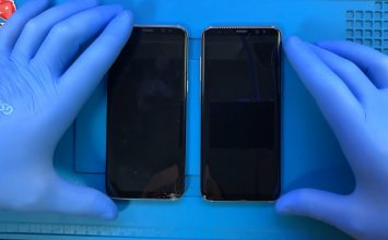 Samsung Galaxy S20 FE ekran değişimi