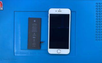 iPhone 12 batarya değişimi