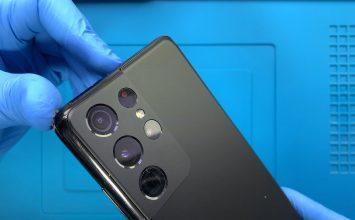 Samsung Galaxy S21 Ultra ekran değişimi