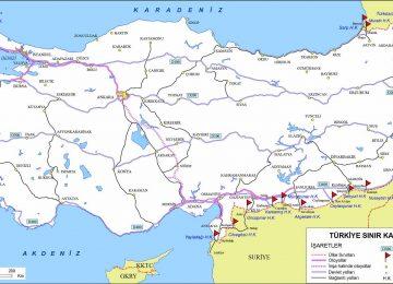 Türkiye İran sınır kapıları nelerdir?